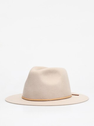 Brixton Wesley Fedora Hat (vanilla)