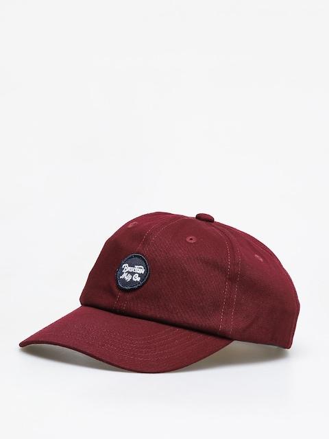 Brixton Wheeler ZD Cap (maroon)