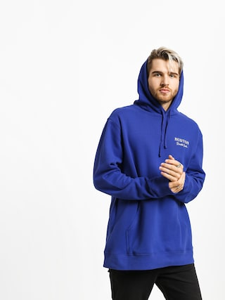 Burton Durable Goods HD Hoodie (royal blue)