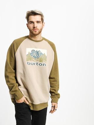 Burton Weir Crew Sweatshirt (plaza taupe)