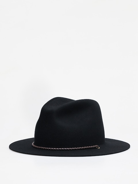 Brixton Freeport Fedora Hat (black)