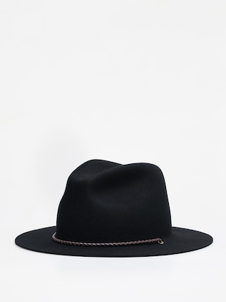 Brixton Freeport Fedora Hat (black)