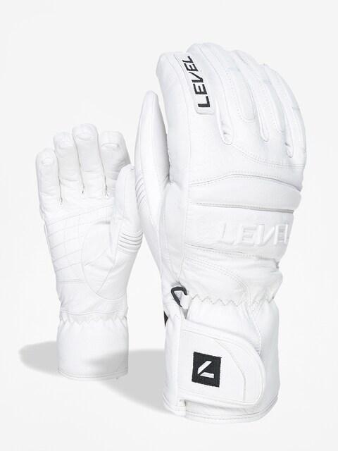 Level Rs Gloves (white)