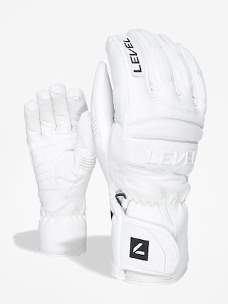 Level Rs Gloves (white)
