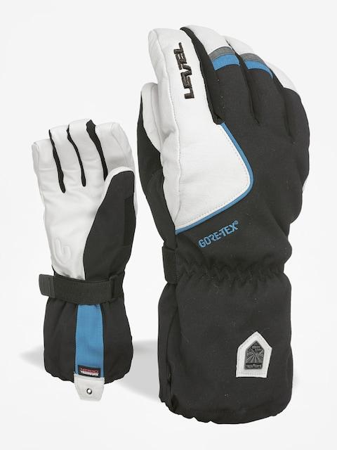 Level Heli Gore Tex Gloves (black white)