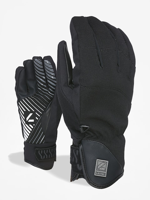 Level Gloves Suburban (black)