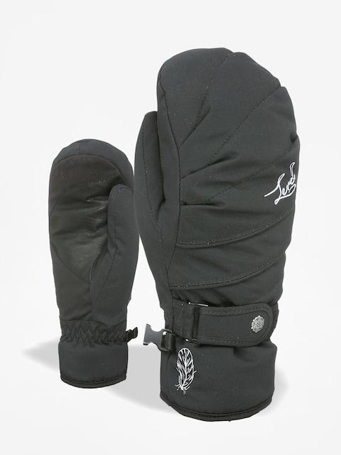 Level Gloves Ultralite Mitt Wmn (black)