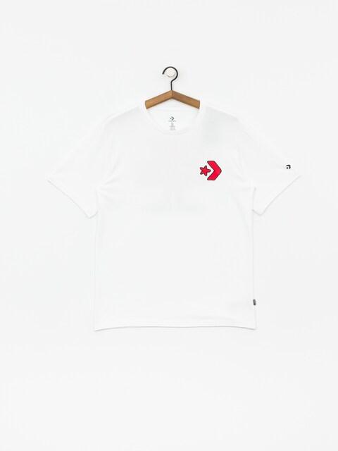 Converse Cartoon Chuck T-shirt (optical white)