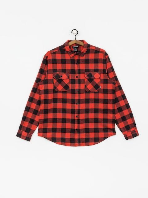 Burton Brighton Flnl Shirt (tandori htr buffalo)