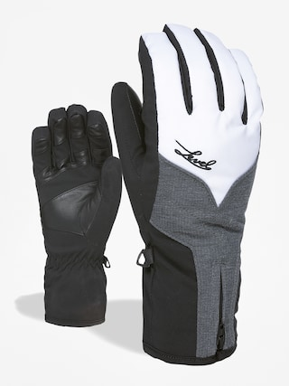 Level Liberty Gore Tex Gloves Wmn (black grey)