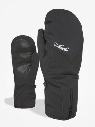 Level Liberty Mitt Gore Tex Gloves Wmn (black)