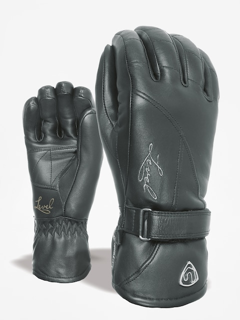 Level Gloves Classic Wmn (blk)