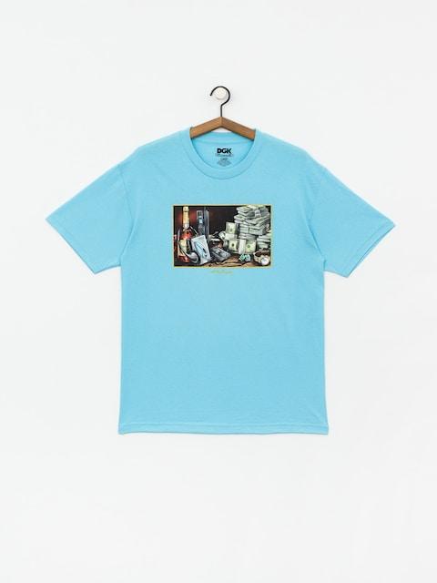 DGK Still Life T-shirt (pacific blue)