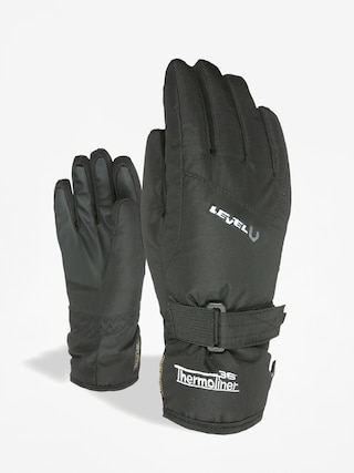 Level Junior Gloves (black)