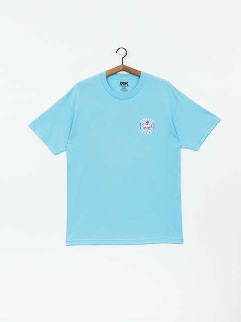 DGK Vacation T-shirt (pacific blue)