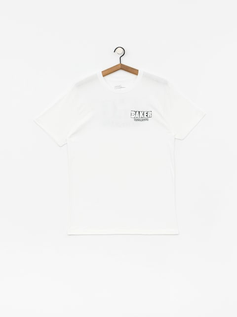 Baker Brand Logo Dubs T-shirt (white)