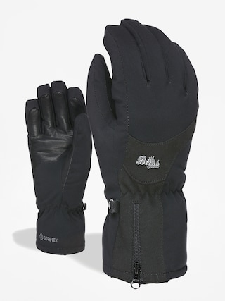 Level Bliss Emerald Gore Tex Gloves Wmn (black)