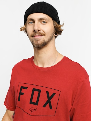 Fox Shield T-shirt (crdnl)
