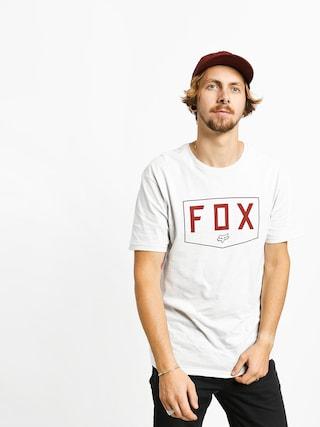 Fox Shield T-shirt (lt gry)