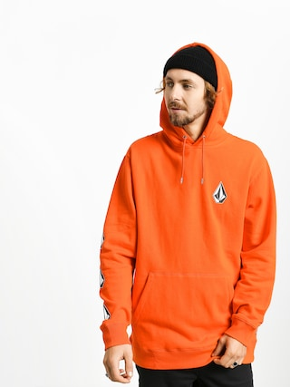 Volcom Deadly Stones HD Hoodie (tigerlily)