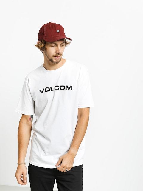 Volcom Crisp Euro Bsc T-shirt (white)