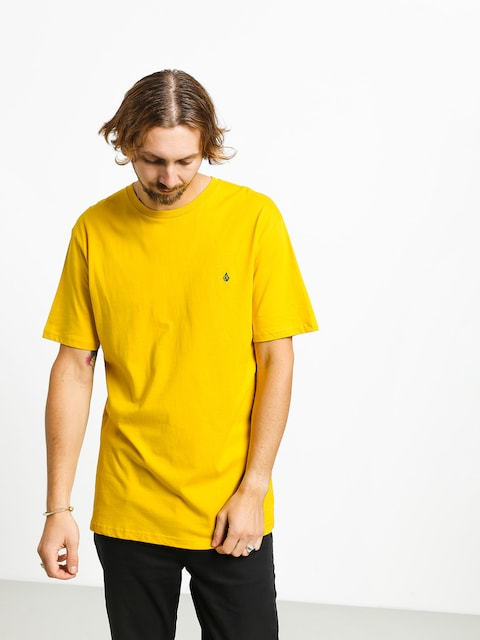 Volcom Stone Blank Bsc T-shirt (sulphur)