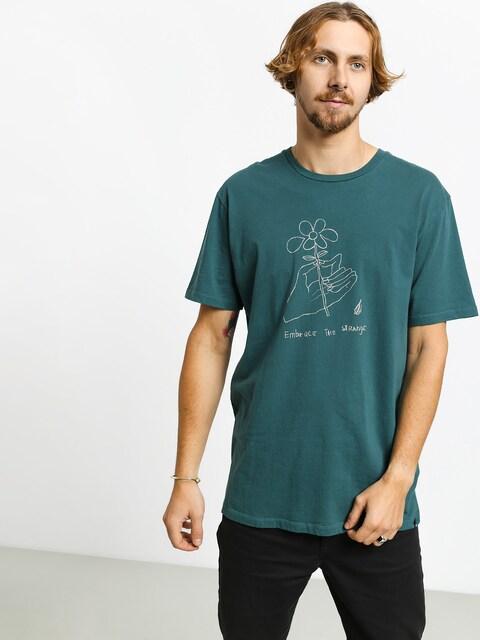 Volcom Blawsome Ltw T-shirt (mediterranean)