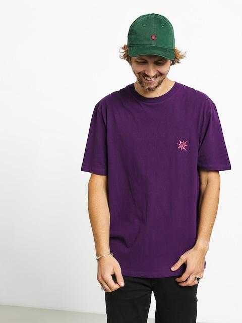 Volcom A.P.#2 Bxy T-shirt (grape royale)