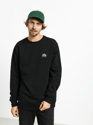 Volcom Supply Stone Crew Sweatshirt (black)