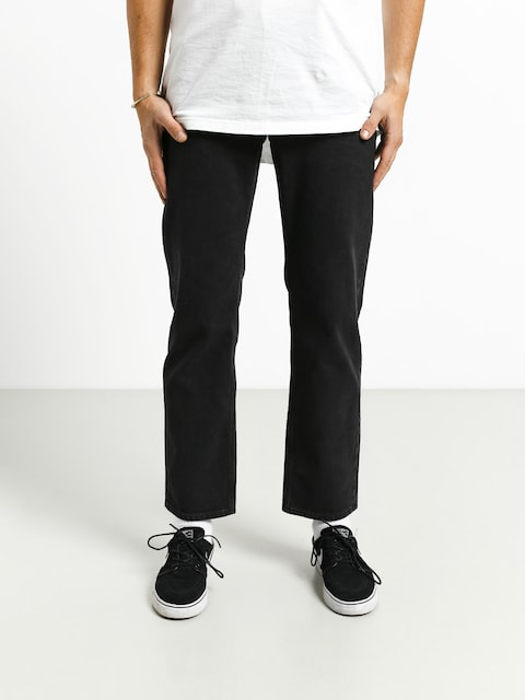 DC Worker Relaxed Pants (vintage black)