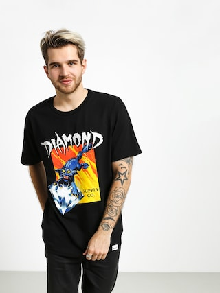 Diamond Supply Co. Greed T-shirt (black)