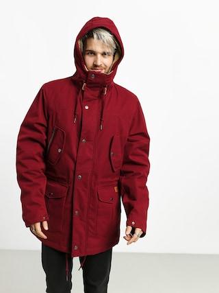 Volcom Starget 5K Parka Jacket (cabernet)
