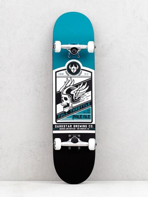 Darkstar Full Throttle Skateboard (matte teal)