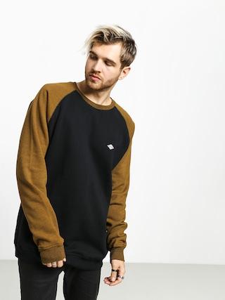 Volcom Homak Crew Sweatshirt (rust)