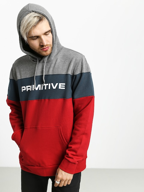 Primitive Levels HD Hoodie (athletic heather)