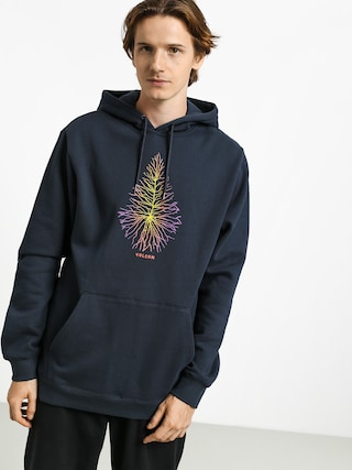 Volcom Supply Stone HD Hoodie (navy)