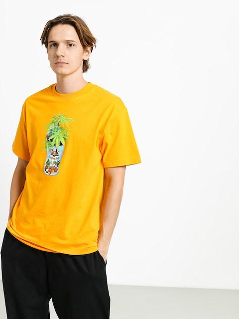 DGK Tropical Fruit T-shirt (gold)