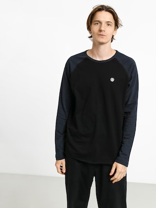 Element Blunt Longsleeve (flint black/black)