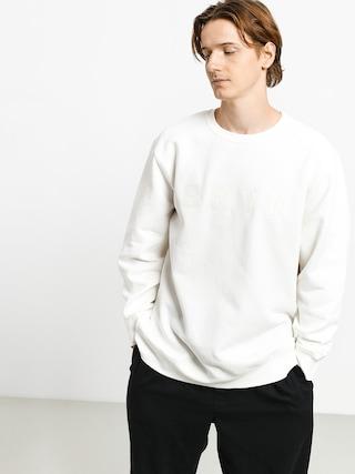 Burton Brtn Crew Sweatshirt (stout white)