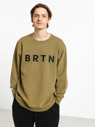 Burton Brtn Crew Sweatshirt (martini olive)