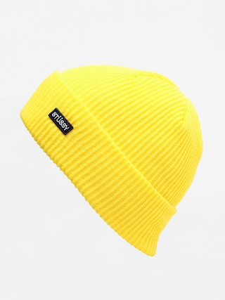 Stussy Small Patch Watch Beanie (yellow)