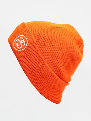 Stussy Link Cuff Beanie (athletic orange)
