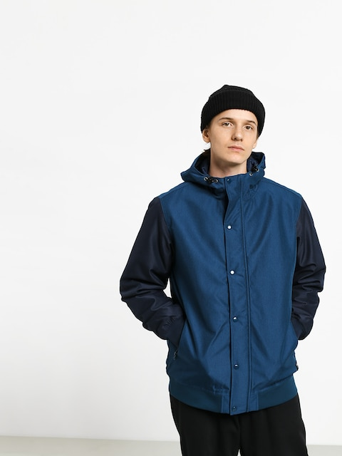 Vans Wells Mte Jacket (gibraltar sea/dress blues)