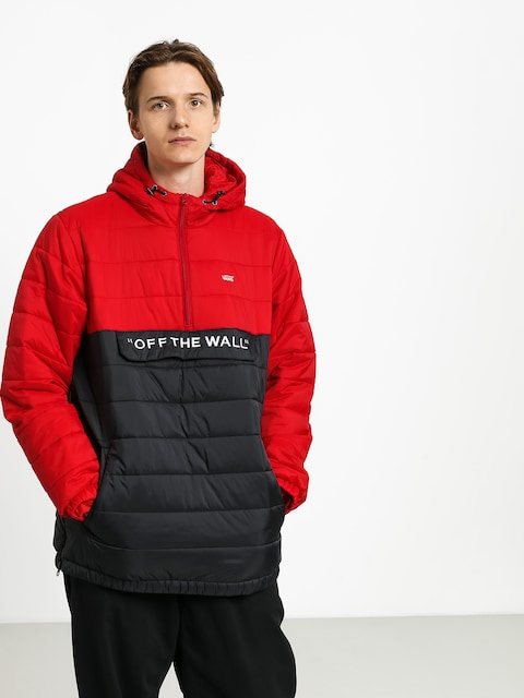 Vans Carlon Jacket (racing red/black)