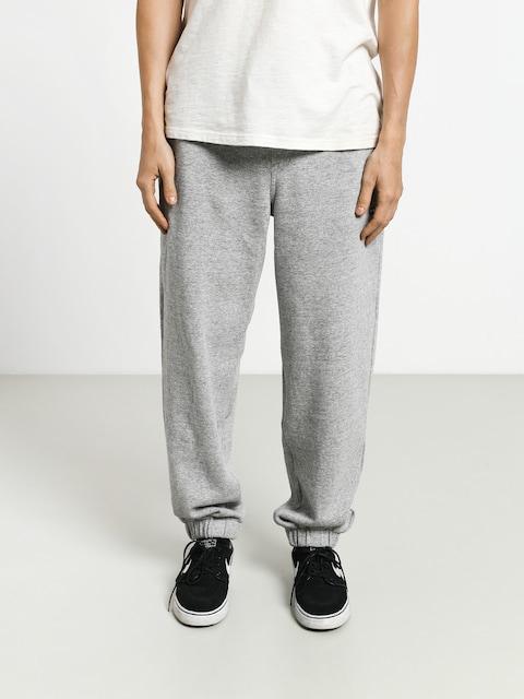 Volcom Spraydot Fleece Pants (heather grey)