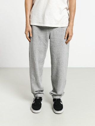 Volcom Spraydot Fleece Pants (heather grey)