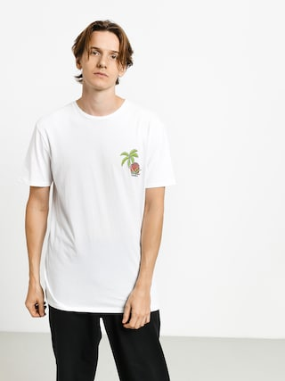 Quiksilver In The Jungle T-shirt (white)