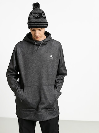 Burton Crown Bndd HD Hoodie (true black heather)