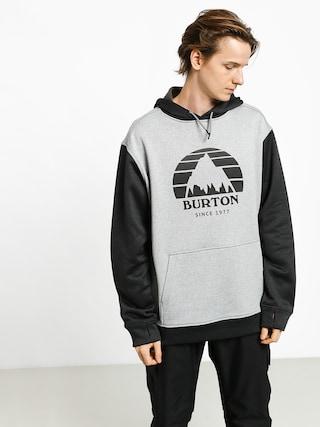 Burton Oak HD Hoodie (gryhtr/trublk)