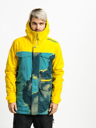 Burton Covert Snowboard jacket (92air/maize)